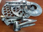 Изделия из пищевого алюминия.